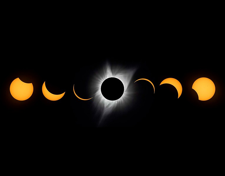 Solar Eclipse Aug 21, 2017