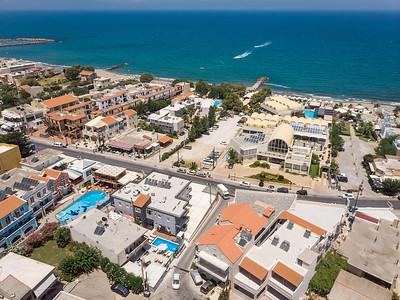 Επαγγελματική Φωτογράφηση Χώρων Φιλοξενίας Χανιά
