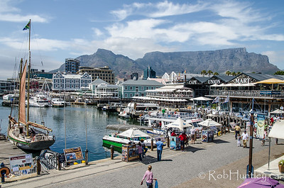 V & A Waterfront, Cape Town