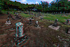 Old graveyard in Hawaii