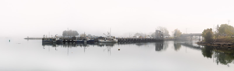 Commercial Fishing Wharf - Portsmouth
