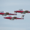 London Ontario Air show<br /> RCAF snowbirds