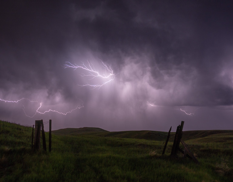 Lightning Gate, North Dakota