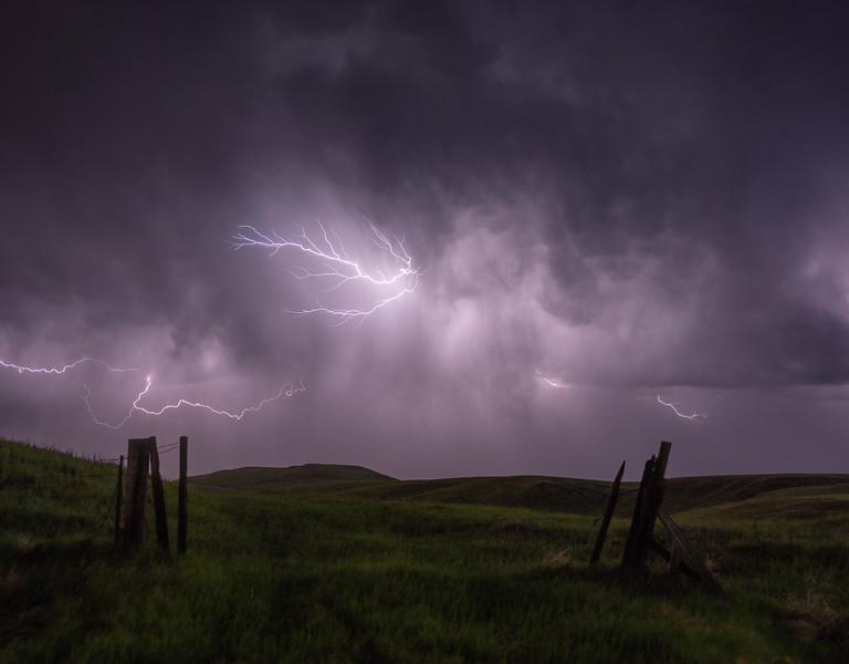Lightning Gate, North Dakota