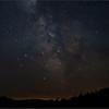 Milky Way shooting, Algonquin Park!