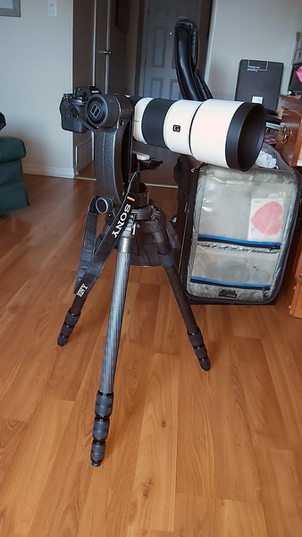 """The latest addition to the collection.  <br /> <br /> Gitzo GHFG1 Gimbal Fluid Head<br /> Gitzo G1348 Tripod.<br /> <br /> Much heavier than Jobu gear, but a great panning set up for Video.  So I still highly recommend Jobu tripods, and heads for still image shooting, and since video is usually done with cell phones for most people, this kit is not for most!<br /> <br /> For all Jobu Gear, please visit your local dealer, mine is Downtown Camera.  Please contact my friend Patrick Ng for great and fast service!<br /> <br /> <a href=""""https://downtowncamera.com/"""">https://downtowncamera.com/</a><br /> <br /> patrickn@downtowncamera.com<br /> <br /> For extensive details on Jobu products, and to order plates, heads, tripods, please visit:<br /> <br /> <a href=""""https://www.jobu-design.com/"""">https://www.jobu-design.com/</a><br /> <br /> Thanks for looking!"""