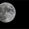 Not quite a full moon!<br /> <br /> Still worth a couple of shots on a clear evening.  <br /> <br /> 200 - 600 mm Sony + 1.4 teleconverter, and the APS-S Sensor, so 1260 mm equivalent.  And still quite a bit of cropping added.<br /> <br /> I used the Manual focus, 5.9x through the viewfinder with the mirrorless camera. Fine-tuning the focus takes a lot of concentration, then getting the exposure correct is pretty much trial and error.  I usually take at least 12 images before I am confident I have a good shot.<br /> <br /> Also, f13 helps, and a decent shutter speed due to the movement is critical.  250 ISO for this shot, so minimal noise.  <br /> <br /> Hopefully, I will catch a moon rise later this week, if the weather is clear.<br /> <br /> Take good care.