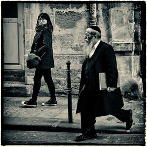 Marais Synagogue