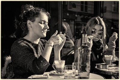 Marais Cafe