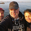 Timothy Story, myself, and Victoria Koroleva after along day with the birds of southern Ontario!, good fun, lots of laughs, good friends and some fun shooting.  Later a nice dinner in Stoney Creek, a treat from Victoria! <br /> <br /> Capping off a good year in 2019, and looking forward to 2020!<br /> <br /> Samsung phone image.