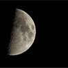 Moon - Canon 70D + Swarovski Telescope