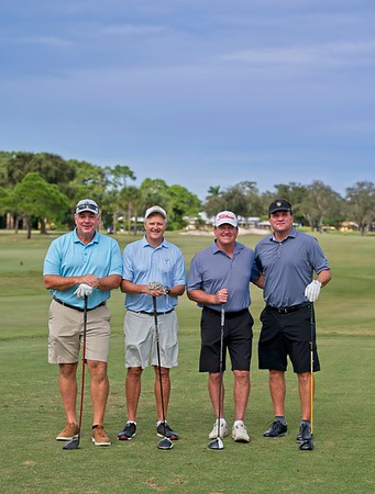 2020 Manatee Chamber Golf outting - team 10A