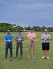 2020 Manatee Chamber Golf outting - team 9B