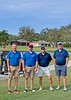2020 Manatee Chamber Golf outting - team 11B