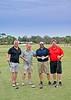 2020 Manatee Chamber Golf outting - team 4B
