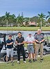 2020 Manatee Chamber Golf outting - team 8B