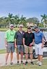 2020 Manatee Chamber Golf outting - team 5B
