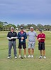1A2020 Manatee Chamber Golf outting - team