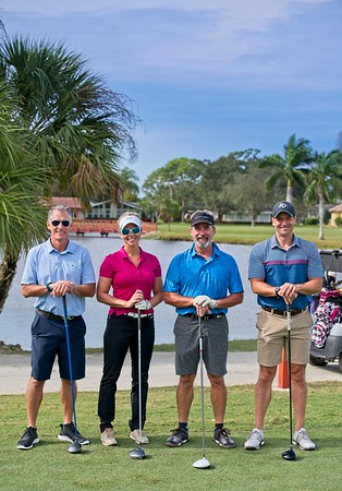2020 Manatee Chamber Golf outting - team 11A