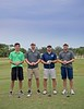 2020 Manatee Chamber Golf outting - team 1B