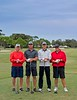 2020 Manatee Chamber Golf outting - team 10B