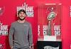 Super Bowl Championship trophy - Bucs