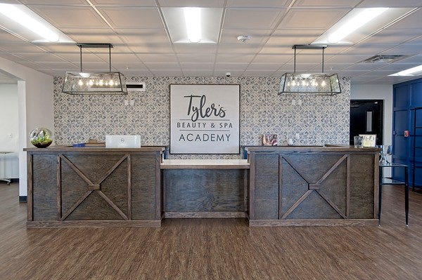 ZAA Architecture - Tyler's Beauty and Spa Academy