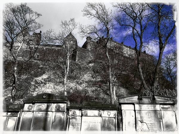 The Graveyard & The Castle
