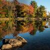 Tunk Lake in Autumn