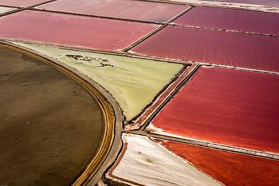 Salt Pans of Swakopmund