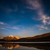 Laguna Armarga, Moon, Scenic, Torres Del Paine