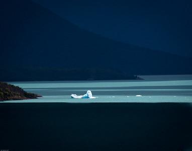 Iceberg in Patagonia