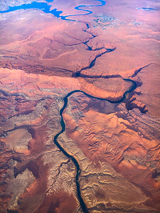 Colorado River near Page, AZ