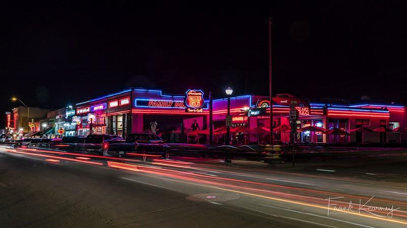 Williams Arizona - the heart of Route 66