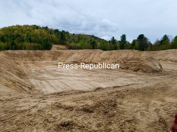 KODY MASHTARE/ P-R PHOTO<br /> Chesterfield Fish and Game Club has just completed upgrades that will allow more people to participate in shooting activities. The club now has two 60-by-150-foot outdoor pistol bays (shown here) and has improved its rifle range, as well.