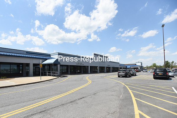KAYLA BREEN/ STAFF PHOTO<br /> The CVPH Health Plaza on Plaza Boulevard in Plattsburgh is looking to expand to add a primary care facility.
