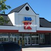 DENISE RAYMO/ STAFF PHOTO<br /> The Kmart in Malone, located on Route 11, is among those slated for closure. Sears Holding Company did not list the Kmart in Plattsburgh in this latest round.
