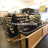 KAYLA BREEN/STAFF PHOTO<br /> The newly renovated North Country Food Co-op features an expanded produce section. In the foreground is one of the two new ramps added to increase accessibility throughout the store.