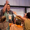 "JESSICA BLONDELL/ PHOTO<br /> Aida, played by Sophia Defayette, sings a solo surrounded by her fellow slaves during a dress rehearsal for the Peru Central School Drama Club performance of ""Aida."" The Broadway play tells the story of a Nubian princess enslaved in Egypt who falls in love with Egyptian captain Radames, who is already betrothed to the pharoah's daughter, Amneris. Performances are scheduled for 7:30 p.m. today and Friday, March 10, and at 2 and 7:30 p.m. Saturday, March 11. Tickets are $10 in advance and $12 at the door and can be purchased at Peru Pharmacy or ordered by email at perudramaclub@gmail.com or by phone at 643-6499, Ext. 5184."