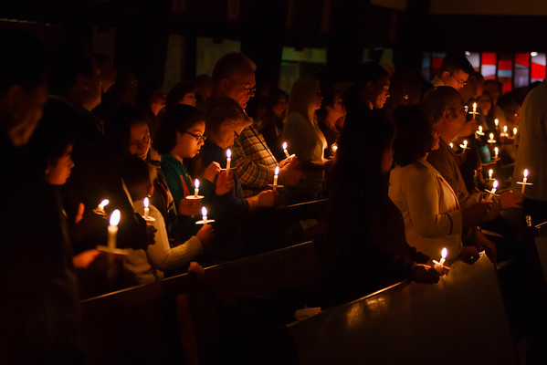 April 4, 2015 - Easter Vigil