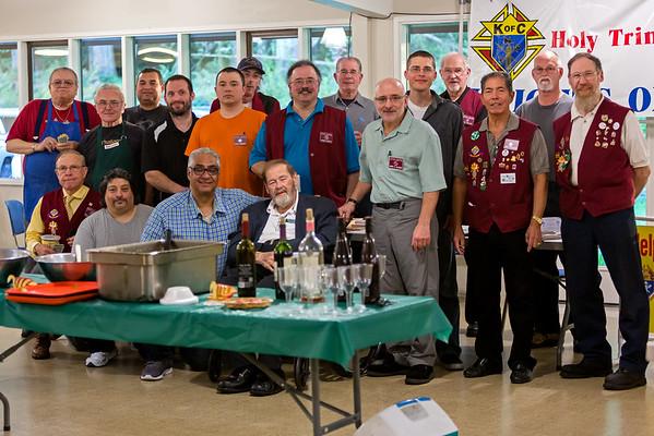 April 9, 2016 Parish Dinner