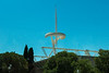 Montjuic Communications Tower 1992 Olympics