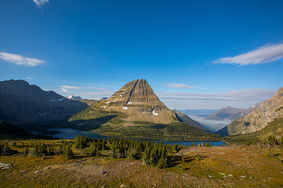 Hidden Lake - Early Morning Hike - Glacier National Park