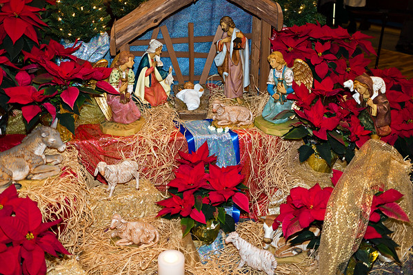 Dec 25, 2015 - Christmas Day Mass