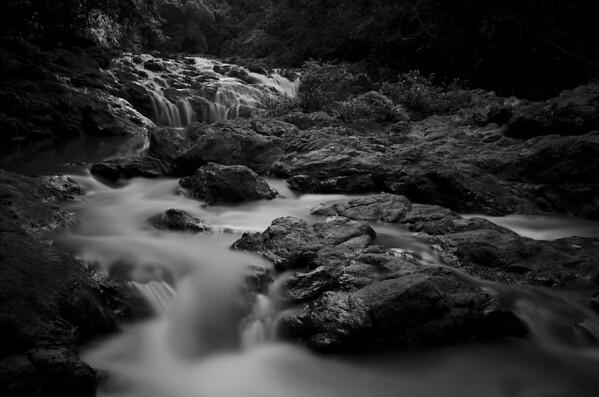 Upper Falls at Montezuma