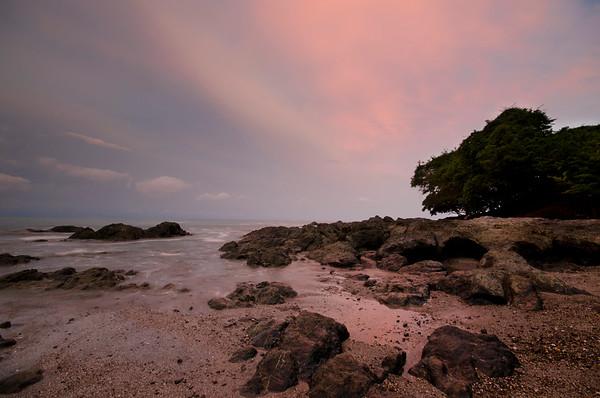 Sunset in Montezuma