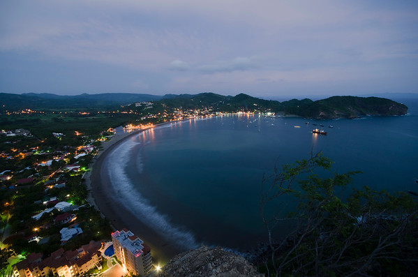 San Juan del Sur bay