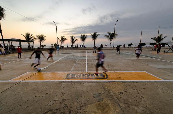 Soccer in Trujillo