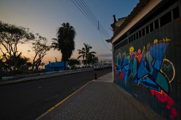 Graffiti in Trujillo 1