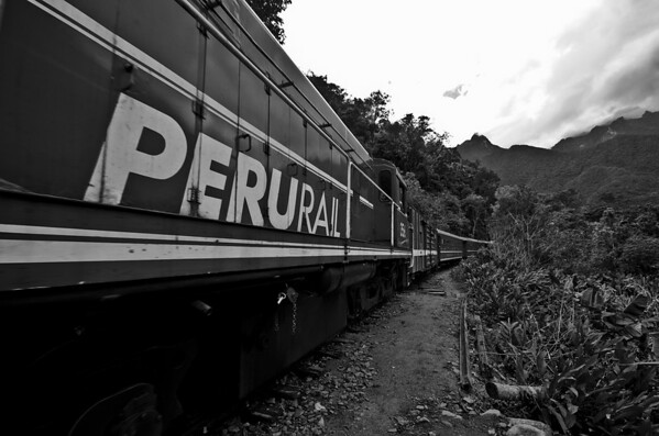 Rail to Machu Picchu